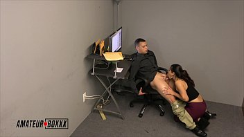 Streaming Video Amateur Boxxx - Surveillance Video Catches Slut Sucking Boss's CockMeat - XLXX.video