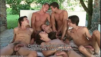Hunk Hot Guys