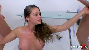 Cathy Heaven Fisting Threesome
