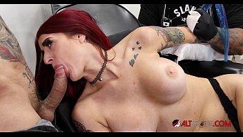 Tana Lea Tattoo Fuck Session