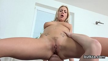 Ravishing petite girl gets her tight crack and small anal screwed