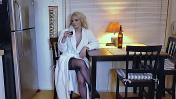 Liz Has A Smoke and Glass of Wine Before Bed - BTS 10 min
