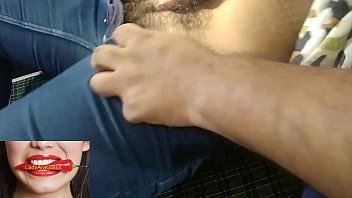 Hot desi girl getting fingering by boyfriend