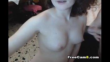 Naught Hot GF Loves Sucking Fat Guy Dick