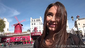 Jules Jordan - Busty European Babe Liya Silver 13 min