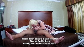Blazers porn Danish nanny throats black stepfather