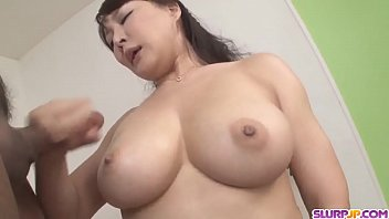 Double pleasure for the busty Asian wife, Hinata Komine - More at Slurpjp.com