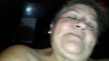 Vero rica 61 year old granny riding
