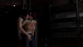 Thora birchs boobs Desmond harrington and huge tits thora birch - love scene in the hole 2001