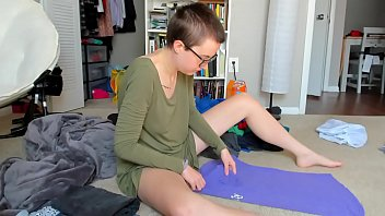 Ignoring You While Folding Laundry Konmari Method 33分钟