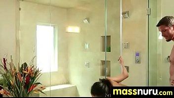 incredible slippery nuru sex massage 5