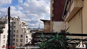 June Liu / SpicyGum - Enjoying Threesome in Paris Ft ZIAxBITE (刘玥)