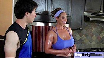 (eva notty) Sexy Mommy With Big Round Boobs Enjoy Sex movie-11's Thumb