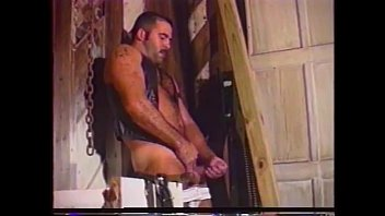 Vintage fucking with some horny daddy bear policemen