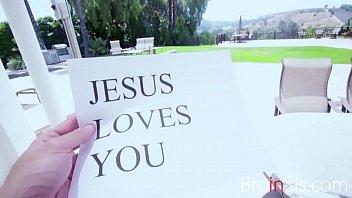 Fuck me jesus - Jesus wants sister to fuck virgin brother- emily willis