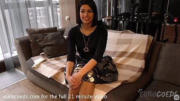 Nude tan lined - 24yo office girl caroline does her first ever nude video