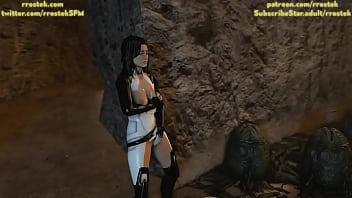 Samus Aran On A Strange Alien Planet Part3 Full