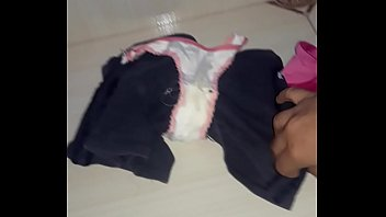 THE DIRTY AND MOIST UNDERWEAR OF MY CUTE SISTER