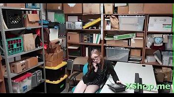 Fresh beauty Gracie May Green enjoys a worthy sex