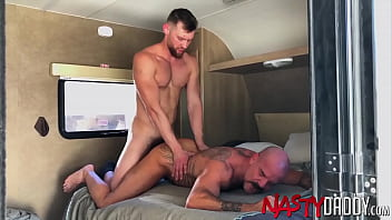NASTYDADDY DILF Jack Dyer Raw Bred By Hunk Jacob Peterson