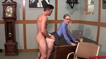 Eating creampie sex tube - Hot boss riley reyes makes lance hart eat her creampie after sex