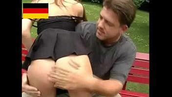 German Teen fucks in the public 20 min