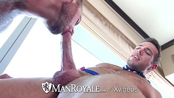 Alex curtsinger gay porn - Manroyale jizz splattered intense fuck