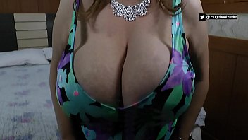 Huge Boobs Wife Moves