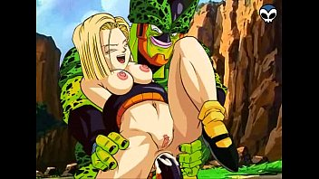 Free tube porn z - Dragon ball z ,sexo anal, cell y número 18