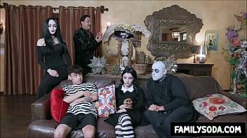 Adams Family orgy thumbnail