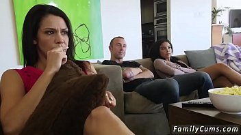 Teen fucked on train first time Mommy Loves Movie Day