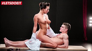 LETSDOEIT - Vanessa Decker Put On Her Kimono And Fucks Sensually With Max Dior