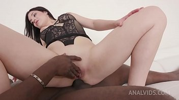 Hannah Vivienne casting with big black cock KS030