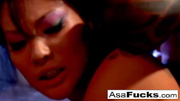 Streaming Video Asa Akira takes the big black dick again - XLXX.video