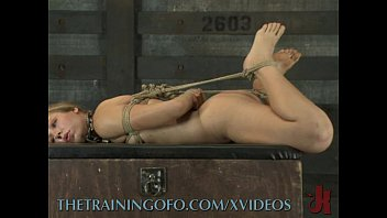 Bdsm Training For A Cute Blonde