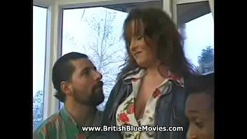 Lorraine Ansell - British Retro Interracial Anal 9 min