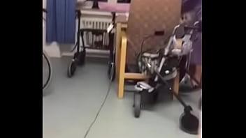 Nursing home shenanigans 27 sec