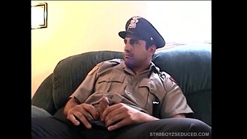 Gay cops sucking cocks Vinnie gives straight cop zack a blowjob