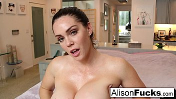 Alison Tyler Masturbates for you