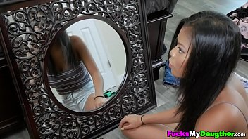 Maybe A Little Discipline Is In Order For My Stepdaugther Nia Nacci - Full Scene On Http://fucksmydaughter.com