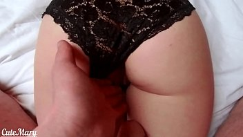 18 YEARS OLD PETITE TEEN LOVES TO GET HER PUSSY FILLED WITH CUM - SEX THROUGH PANTIES Vorschaubild
