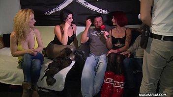 Pornstars fuck amateurs - Magma film german pornstars fuck lucky random stranger