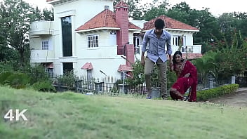 Indian Housewife i. Romance With Neighbor Boy thumbnail