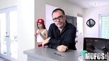 Badass Latina Fucks Handyman video starring Zaya Cassidy - Mofos.com thumbnail