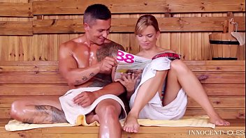 Young and innocent teens - Young and horny baby dream - sizzling sauna