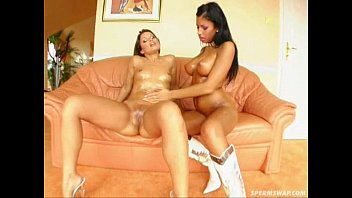 Sperm Swap Hot scene with sperm swapping super babes