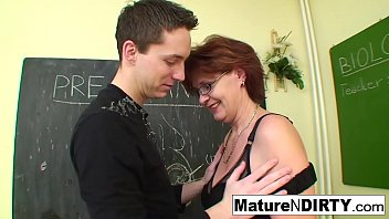 Student Fucks H is Much Older Teacher eacher