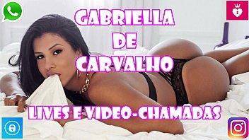反巴西釋放! -加布里埃拉·德·卡瓦略! -直接來自倫敦:有關視頻通話的展覽-跨巴西和加布里埃拉·德·卡瓦略的獨家作品