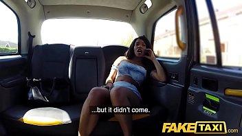 Fake Taxi Ebony Horny Beauty Twerks On Drivers Big Cock