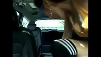 韓國美女車廂 大跳勁舞